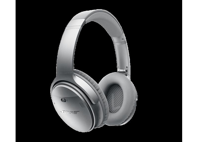Casque audio QuietComfort 35 II Argent Bose
